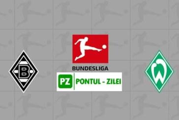 Ponturi Borussia Monchengladbach vs Werder Bremen fotbal 10 noiembrie 2019 Bundesliga Germania