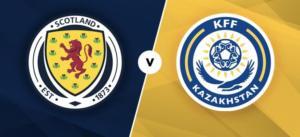 Ponturi Scotia vs Kazakhstan fotbal 19 noiembrie 2019 Preliminarii Euro 2020