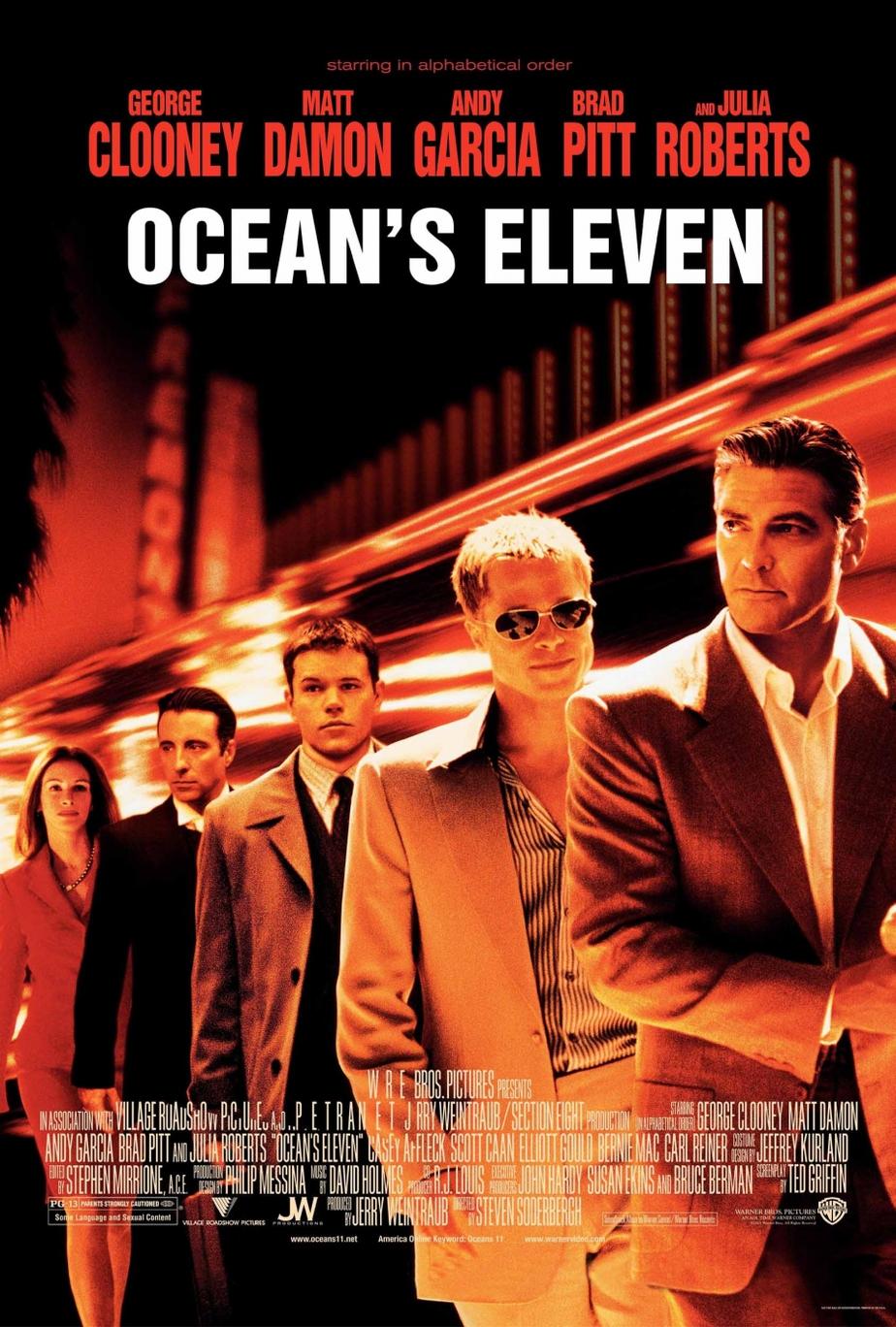 oceanțs eleven