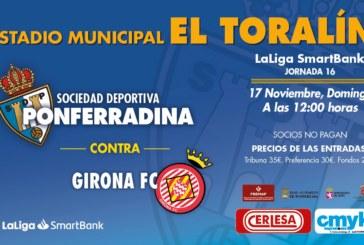 Ponturi Ponferradina-Girona fotbal 17-noiembrie-2019 Spania La Liga 2