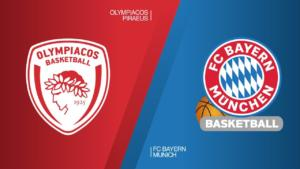 Ponturi Bayern - Olympiacos baschet 19-noiembrie-2019 Euroliga