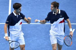Ponturi Juan Sebastian Cabal / Robert Farah - Pierre Hugues Herbert / Nicolas Mahut tennis 11-noiembrie-2019 Turneul Campionilor