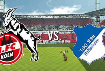 Ponturi Köln – Hoffenheim fotbal 8-noiembrie-2019 Germania Bundesliga