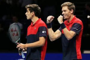 Ponturi Pierre Hugues Herbert / Nicolas Mahut - Raven Klaasen / Michael Venus tennis 17-noiembrie-2019 Turneul Campionilor