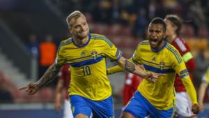 Ponturi Suedia vs Insulele Feroe 18-noiembrie-2019 EURO 2020 Calificari