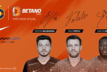 Sesiune de autografe FCSB, in parteneriat cu Betano.com!