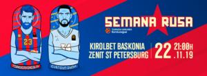 Ponturi Baskonia-Zenit Sankt Petersburg baschet 22-noiembrie-2019 Euroliga