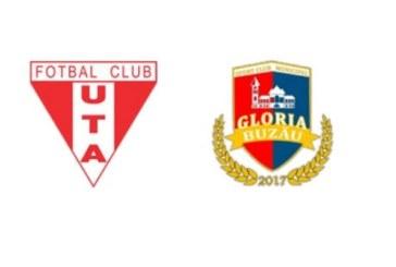 Ponturi UTA Arad vs Gloria Buzău fotbal 13 noiembrie 2019 Liga 2 Romania