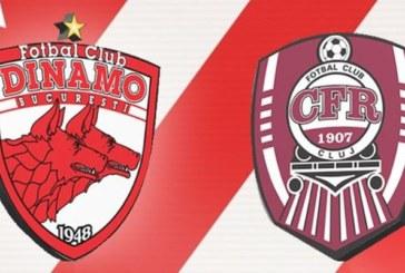 Ponturi Dinamo vs CFR Cluj fotbal 10 noiembrie 2019 Liga 1 Romania