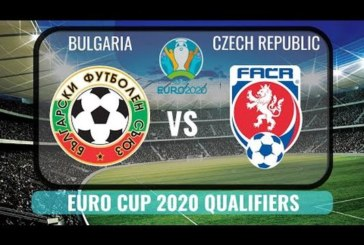 Ponturi Bulgaria vs Cehia fotbal 17 noiembrie 2019 Preliminarii Euro 2020