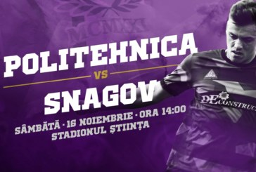 Ponturi Politehnica Timisoara-Sportul Snagov fotbal 16-noiembrie-2019 Romania Liga 2