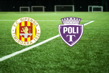 Ponturi Ripensia Timisoara-Politehnica Timisoara fotbal 13-noiembrie-2019 Romania Liga 2