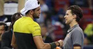 Ponturi Dominic Thiem vs Matteo Berrettini - tenis 14 noiembrie Turneul Campionilor