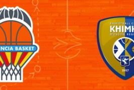 Ponturi Valencia vs Khimki baschet 21 noiembrie 2019 Euroliga