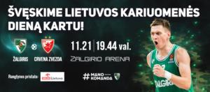 Ponturi Zalgiris Kaunas-Steaua Rosie baschet 21-noiembrie-2019 Euroliga