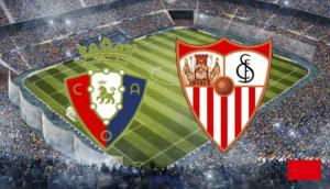 Ponturi Osasuna vs Sevilla fotbal 8 decembrie 2019 La Liga