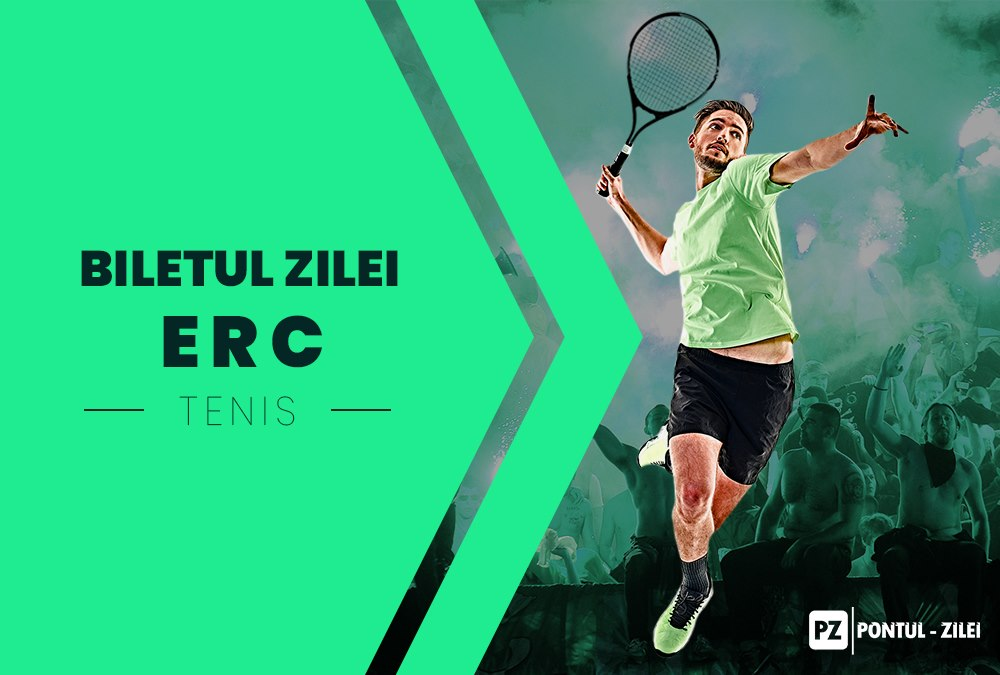 "Iata si pontul propus de ERC pentru biletul zilei din tenis – 14 Septembrie <div class=""agentie bnr""><div class=""bnr-img""><img src=""""></div><div class=""bnr-info"" style=""font-size:16px;"">Click pe BUTON si in cateva minute te vei alatura miilor de pariori care au ales UNIBET</div><div class=""bnr-btn"" style=""top:10px;font-size:14px;""><a href=""/redirect/redirect.php?url=""https://www.pontul-zilei.com/Unibet-Biletul-Zilei""""  onclick=""ga('send','event','https://www.pontul-zilei.com/biletul-zilei/biletul-zilei-tenis-erc-joi-15-octombrie-2020-cota-2-19-castig-potential-658-ron','""https://www.pontul-zilei.com/Unibet-Biletul-Zilei""','ERC');""  target=""_blank"" rel=""nofollow"" class=""btn-anim-new-out btn-out-from-vernil-to-white border-btn-vernil""><div class=""group""><p style=""font-size:14px !important;"">ia bonusul</p><p  style=""font-size:14px !important;"">click aici</p></div><img src=""https://www.pontul-zilei.com/wp-content/themes/wp-bootstrap-starter/img/agentie-banner-icon.png""></a></div><div class=""bnr-bottom""><p>BONUS: </p></div></div>"