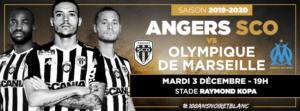 Ponturi Angers-Marseille fotbal 03-decembrie-2019 Franta Ligue 1