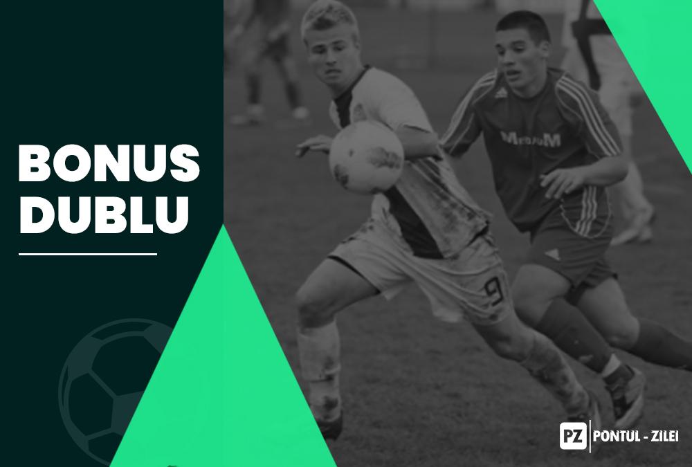 Biletul zilei fotbal BONUS DUBLU – Sambata 30 Mai – Cota 4907 – Castig potential 300000 RON