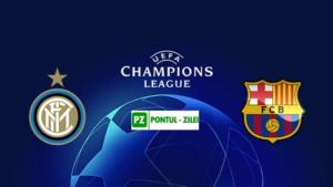 Ponturi Inter vs Barcelona fotbal 10 decembrie 2019 Liga Campionilor