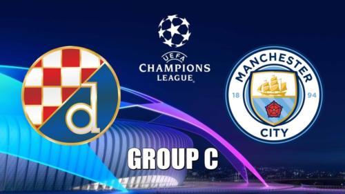 Ponturi Dinamo Zagreb - Manchester City fotbal 11-decembrie-2019 Liga Campionilor