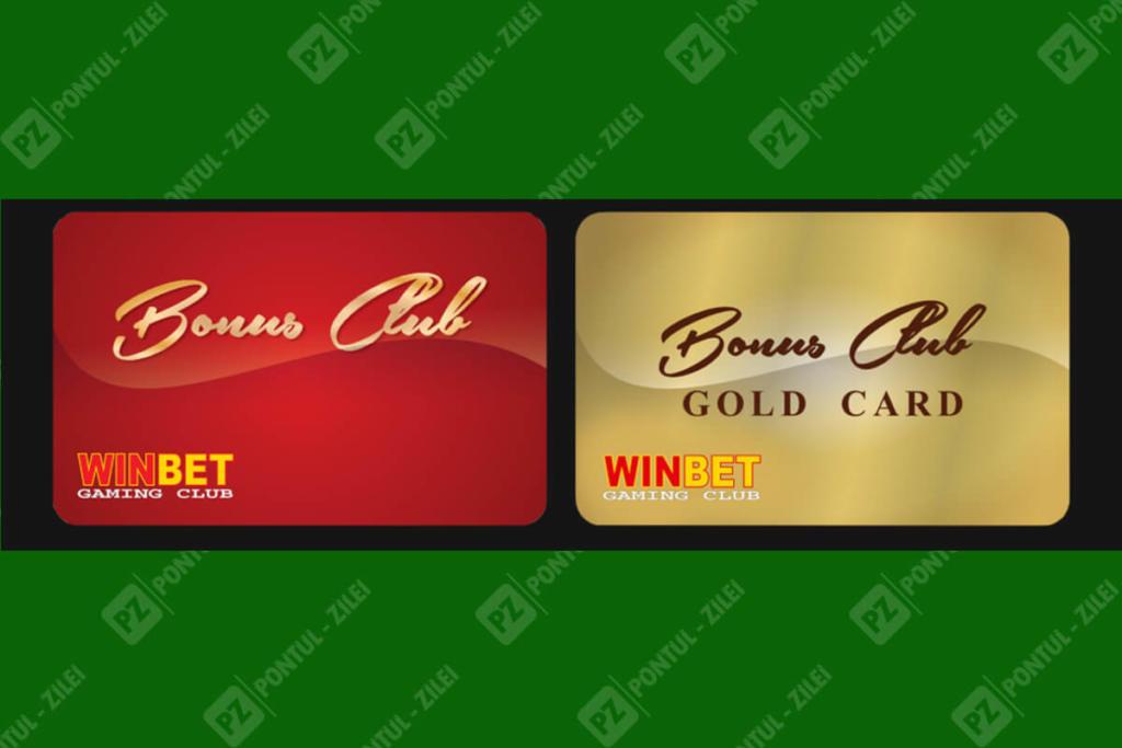 Programul de fidelitate la Winbet Casino