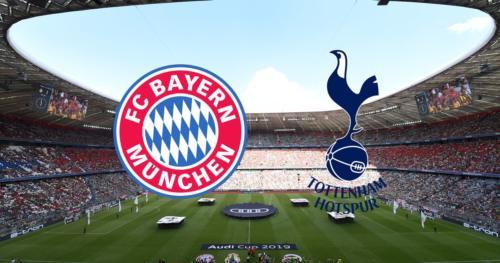 Ponturi Bayern Munchen - Tottenham fotbal 11 decembrie 2019 Champions League