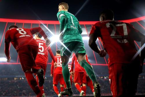Ponturi Bayern-Wolfsburg fotbal 21-decembrie-2019 Bundesliga