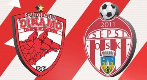Ponturi Dinamo vs Sepsi Sf. Gheorghe fotbal 13 decembrie 2019 Liga 1