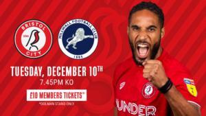 Ponturi Bristol City-Millwall fotbal 10-decembrie-2019 Anglia Championship