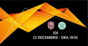 Ponturi CFR Cluj - Celtic Glasgow fotbal 12 decembrie 2019 Europa League