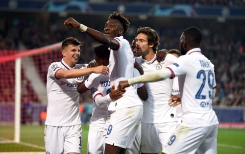Ponturi Chelsea - Lille fotbal 10 decembrie 2019 Champions League