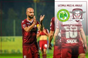 Ponturi Concordia Chiajna-Rapid fotbal 7-decembrie-2019 Liga 2