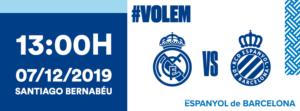 Ponturi Real Madrid-Espanyol fotbal 07-decembrie-2019 Spania La Liga