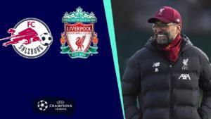 Ponturi Salzburg - Liverpool fotbal 10 decembrie 2019 Champions League