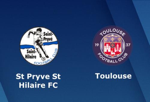 Ponturi St-Prive St-Hilaire vs Toulouse fotbal 4 ianuarie 2020 Cupa Frantei