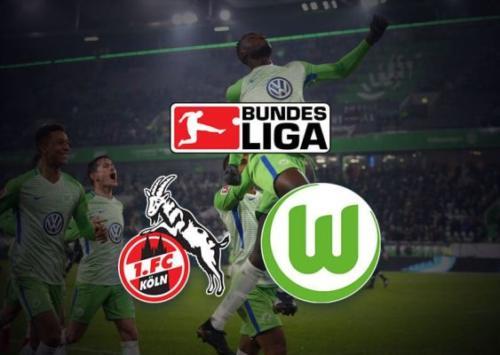 Ponturi FC Koln vs Wolfsburg fotbal 18 ianuarie 2020 Bundesliga