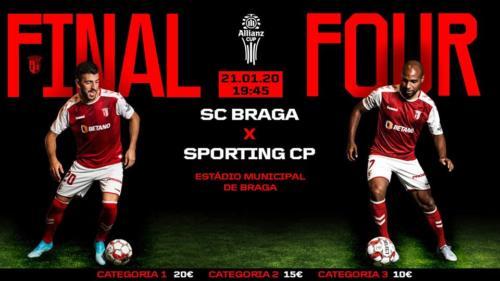 Ponturi Braga-Sporting fotbal 21-ianuarie-2020 Cupa Ligii Portugaliei