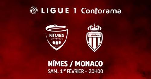 Ponturi Nimes-Monaco fotbal 01-februarie-2020 Ligue 1