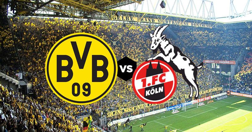 Köln Gegen Dortmund 2021