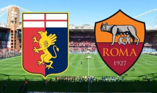 Ponturi Genoa - Roma fotbal 19-ianuarie-2020 Serie A