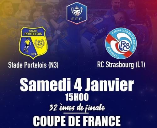Ponturi Le Portel - Strasbourg fotbal 04-ianuarie-2020 Cupa Frantei