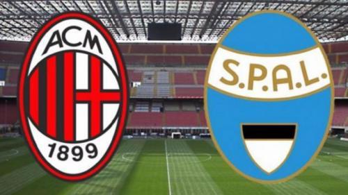 Ponturi Milan - SPAL fotbal 15-ianuarie-2020 Cupa Italiei