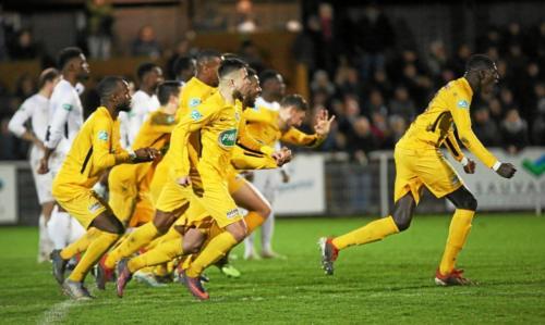 Ponturi Stade Briochin-Gonfreville fotbal 04-ianuarie-2020 Cupa Frantei