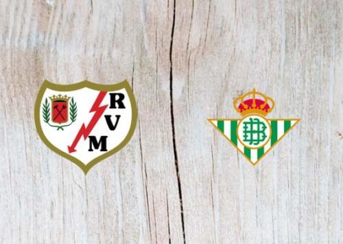 Ponturi Rayo Vallecano vs Betis fotbal 23 ianuarie 2020 Cupa Regelui