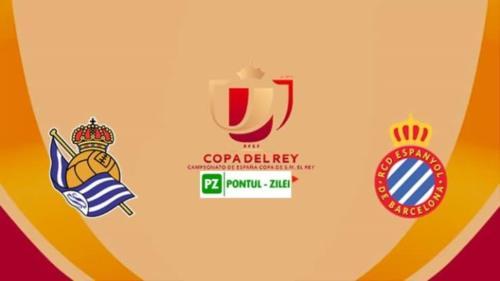 Ponturi Real Sociedad vs Espanyol fotbal 22 ianuarie 2020 Cupa Regelui