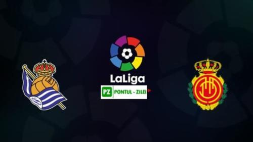 Ponturi Real Sociedad vs Mallorca fotbal 26 ianuarie 2020 La Liga