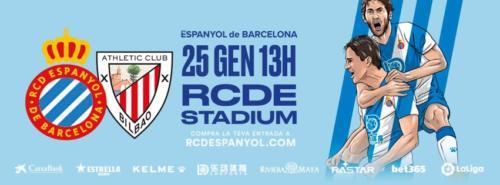 Ponturi Espanyol-Ahtletic Bilbao fotbal 25-ianuarie-2020 La Liga