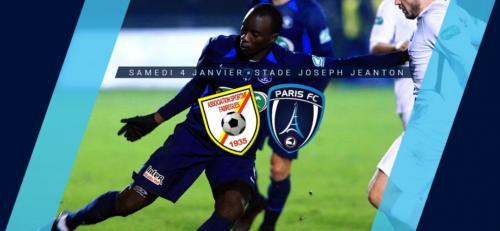Ponturi Fabregues-Paris FC fotbal 4-ianuarie-2020 Cupa Frantei