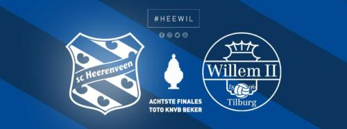 Ponturi Heerenveen-Willem II fotbal 22-ianuarie-2020 Cupa Olandei